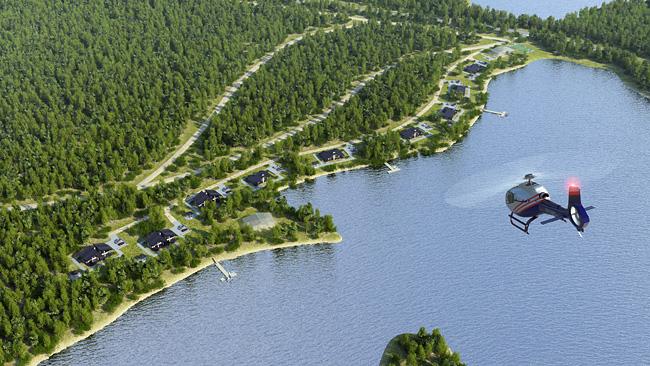 Архитектурная 3d визуализация – представить будущее в деталях
