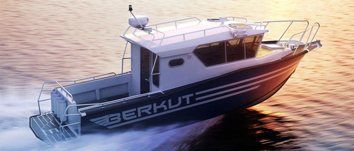 3Д моделирование и визуализация катеров и яхт