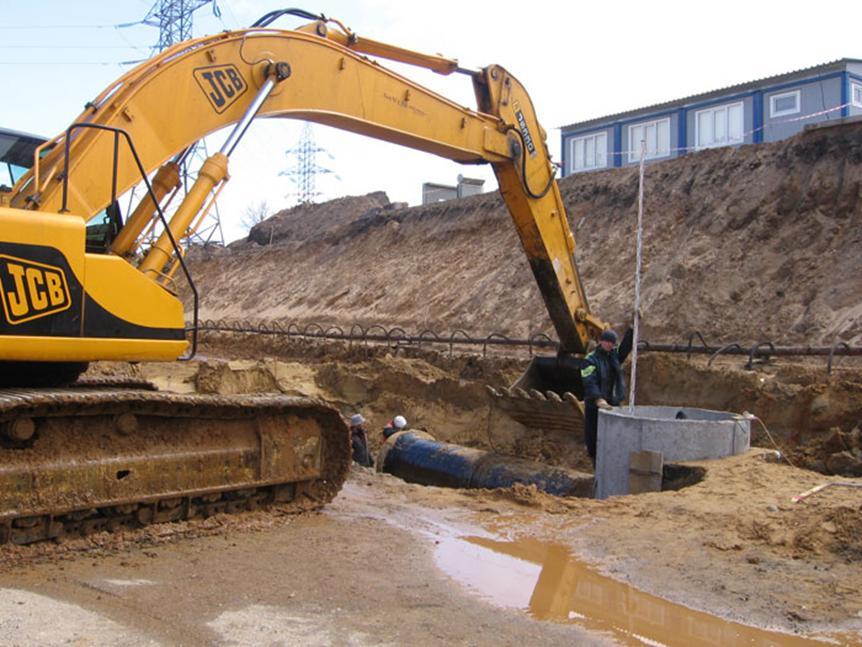 Водопонижение — метод борьбы с грунтовыми водами