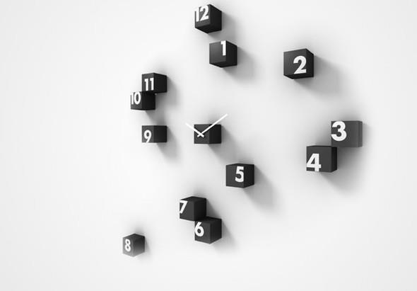 Настенные часы – замечательный декор в помещении