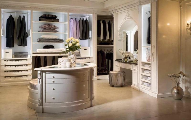 Итальянские гардеробы