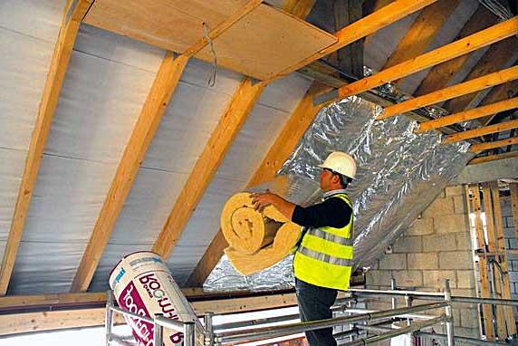 Утепление крыши дома: почему так важно проводить её?