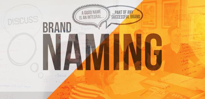 Нейминг – это создание имени компании