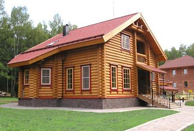 Какой он — лучший деревянный дом?