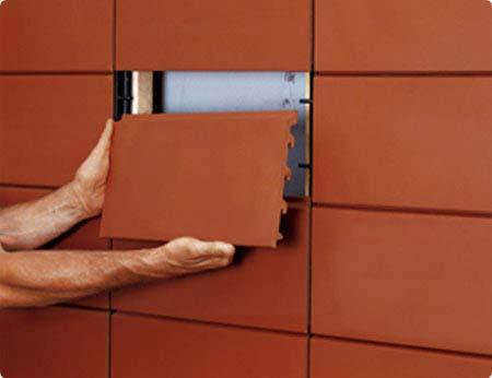 Керамические фасады или как сделать свой дом уникальным?