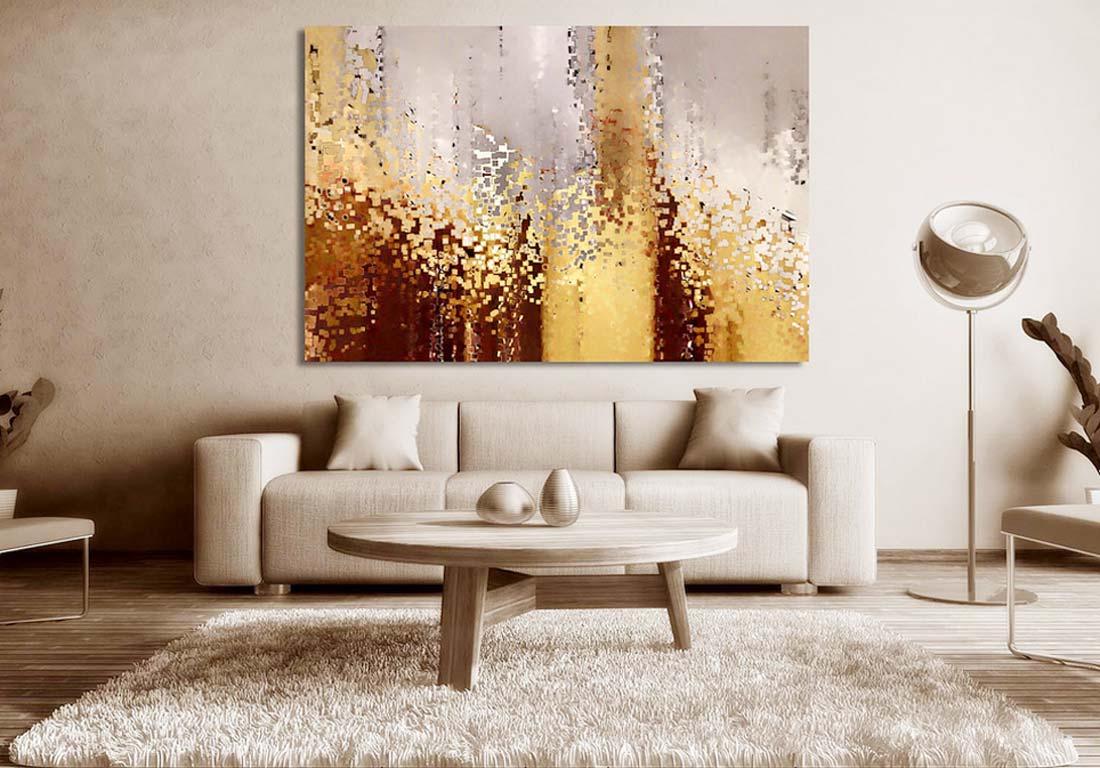 Не галерея, но квартира: картины в интерьере
