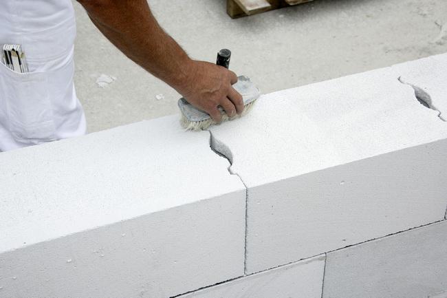 Блоки из газобетона и газосиликата