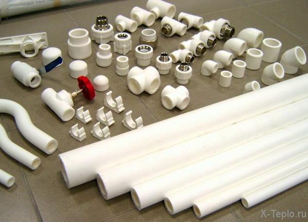 Почему лучше использовать полипропиленовые трубы для отопления?