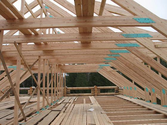 Виды ремонта крыш