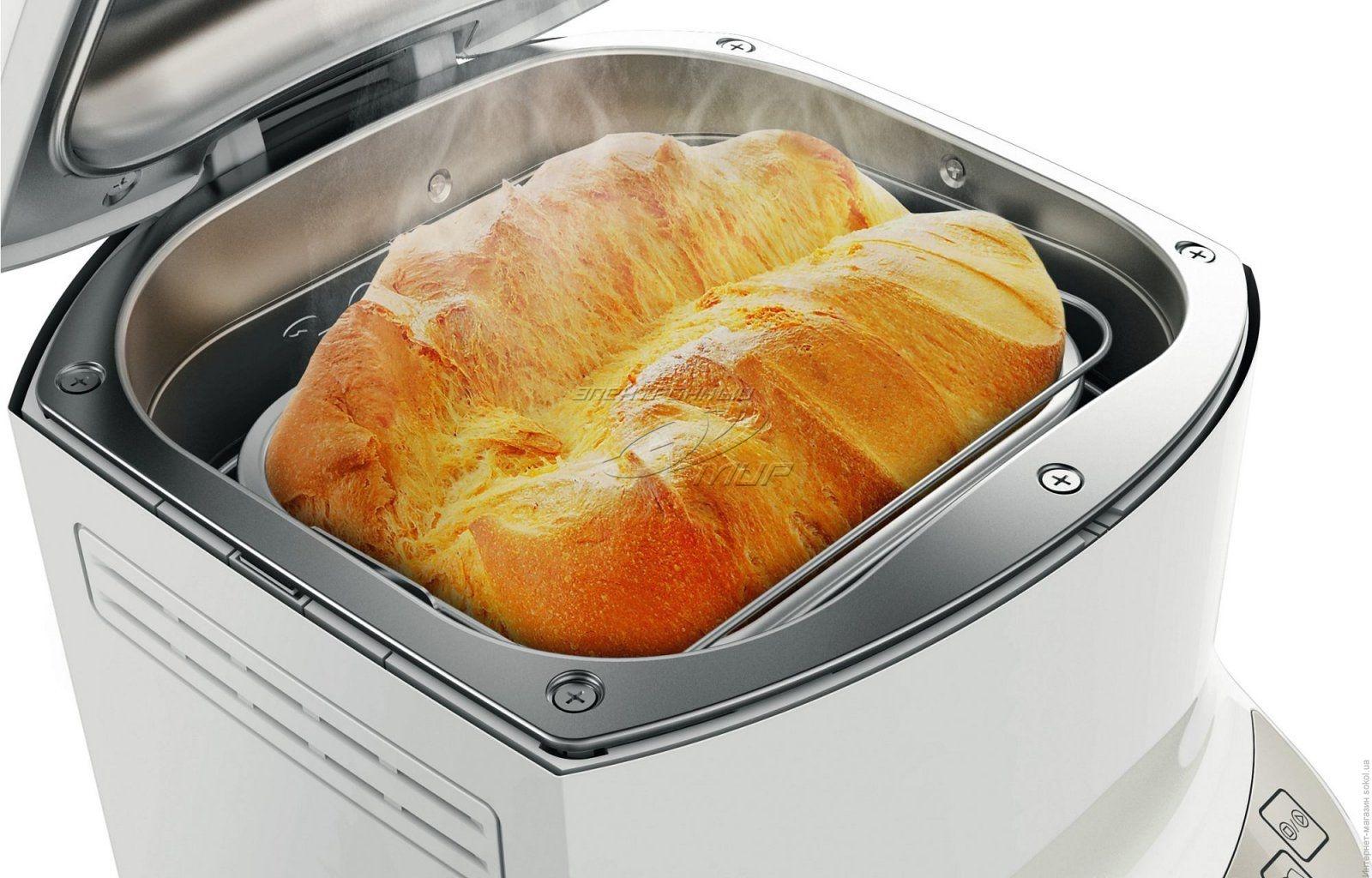 Бытовая техника: хлебопечь