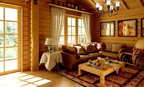 Особенности интерьера в русском стиле или «русский дух» в современном жилище