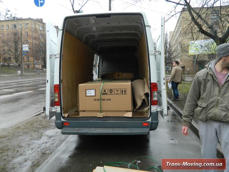 Грузоперевозки в Киеве: выбор мувинговой компании с trans-moving.com.ua