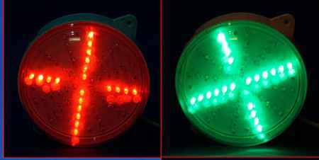Купить Серпантин LED 700-2 RB лампа круглая
