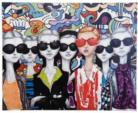 "Купить Картина ""Sunglasses"""