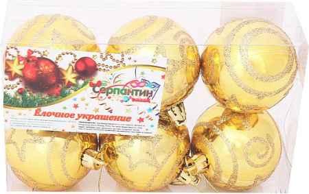 Купить Серпантин 6ac6-n77 Золото
