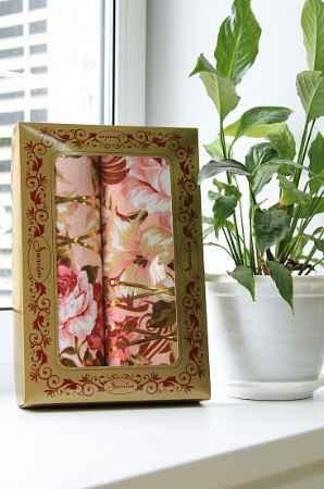 """Купить Подарочный набор """"Цветочный рай"""" (2 полотенца)"""