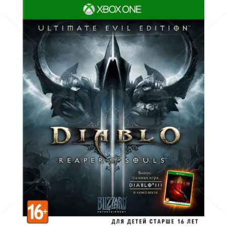 Купить Diablo III: Reaper of Souls (Ultimate Evil Edition)