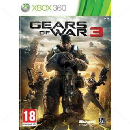 Купить Gears of War 3