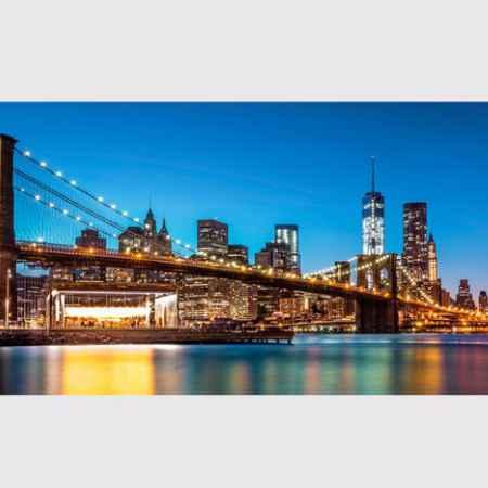 Купить Hoff Репродукция 30х80 см Мост
