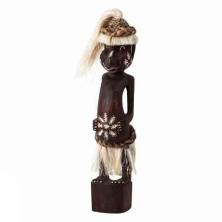 Купить Hoff Декоративная фигурка 33 см Папуас с зонтом