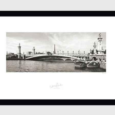 Купить Hoff Постер Стрит фото Париж Мост