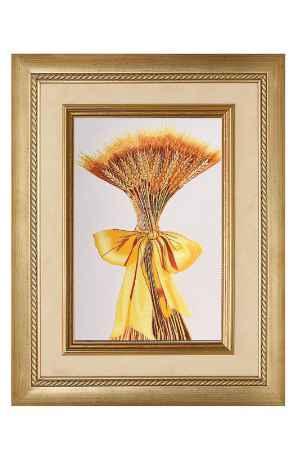 Купить Живой шелк Золотой символ богатства Живой шелк 160715В4 МУЛЬТИКОЛОР