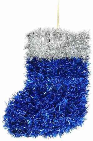 Купить Серпантин 9222-13 Новогодний носочек