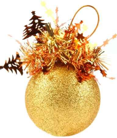 Купить Морозко Ш85062 Праздничный Золото глитер