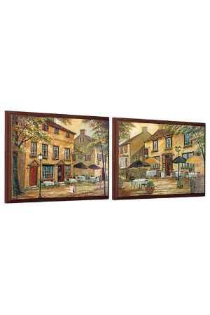 Купить ART-HOLSTER Панно в паре ART-HOLSTER P 458-459 МУЛЬТИКОЛОР