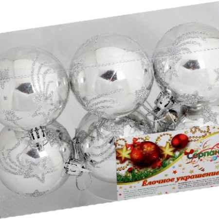 Купить Серпантин 6ac6-n87 Серебро