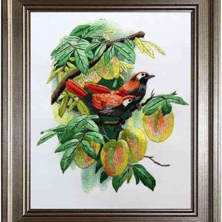 Купить Живой шелк На персиковом дереве Живой шелк 041214М10 МУЛЬТИКОЛОР