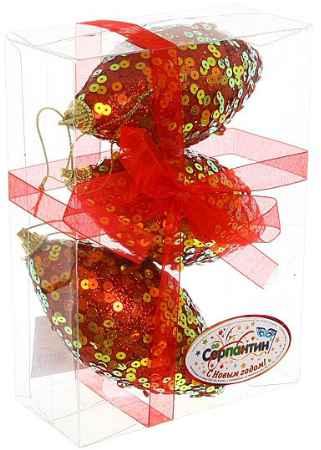Купить Серпантин A100436R Капля Красная