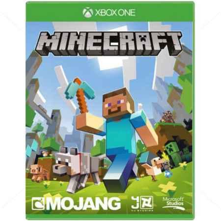 Купить Minecraft