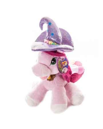 Купить Filly Лошадки Мягкая лошадка Фили Ведьма Кадабра 25 см Filly