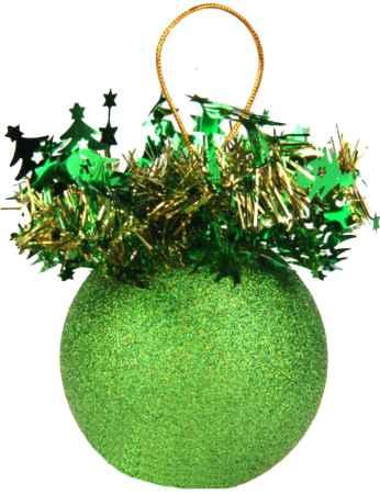 Купить Морозко Ш85067 Зеленый глитер
