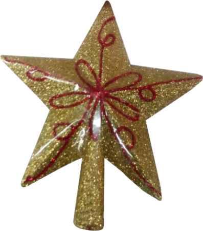 Купить Серпантин Звезда Узор WB-215