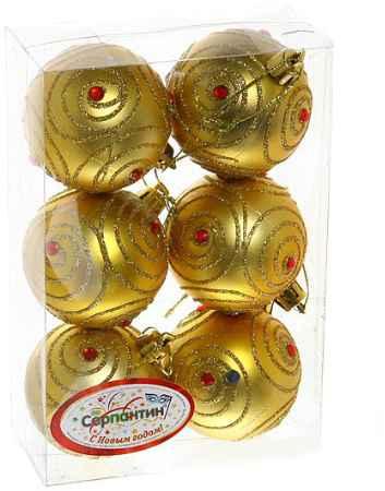 Купить Серпантин Золотой рубин LR6006В-52