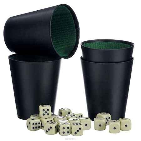 Купить Набор стаканчиков для игры в кости