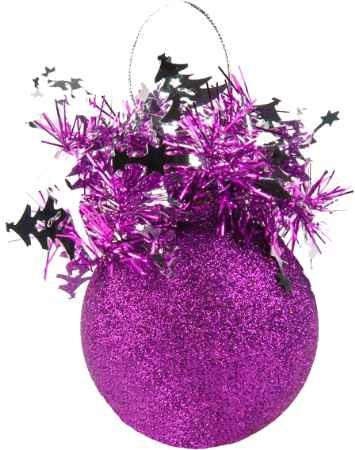 Купить Морозко Ш85066 Фиолетовый глитер
