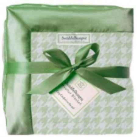 Купить SwaddleDesigns плед для новорожденного swaddledesigns stroller blanket в подарочной упаковке