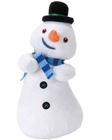 Купить Disney снеговик чилли 25 см доктор плюшева