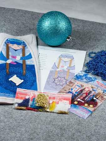 Купить Матренин Посад Набор для шитья и вышивания