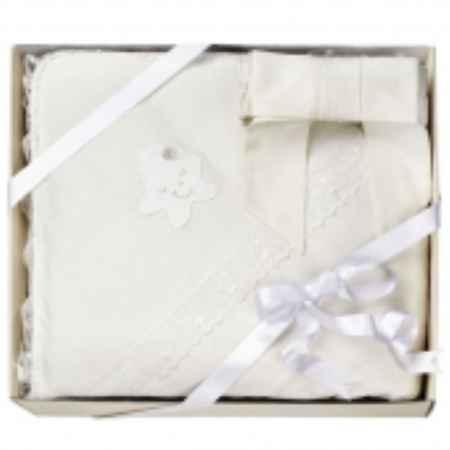 Купить Italbaby комплект на выписку italbaby petite etoile в подарочной упаковке арт.745,0066