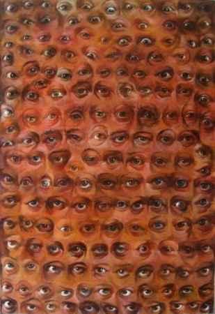 """Купить Картина """"Глаза"""""""