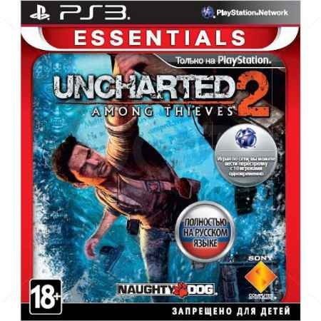 Купить Uncharted 2: Among Thieves (Essentials)