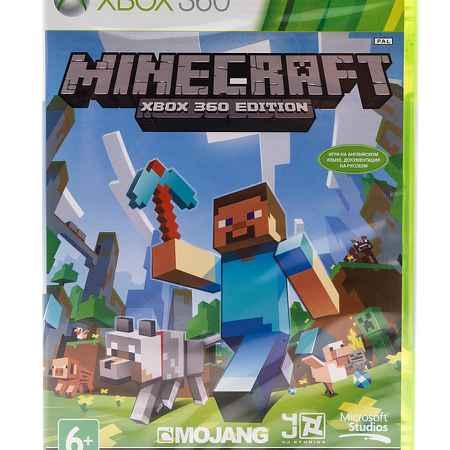 Купить Microsoft Игра Minecraft [Xbox 360]