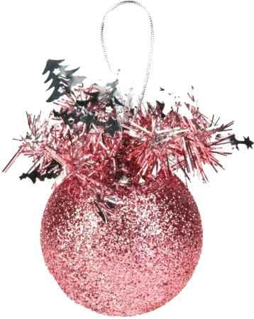 Купить Морозко Ш75069 Светло-розовый глитер