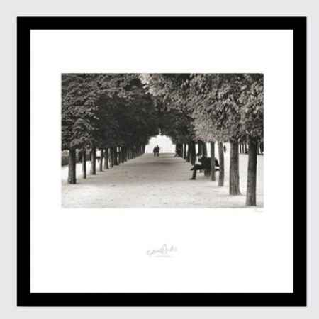 Купить Hoff Постер Стрит фото Париж Парк