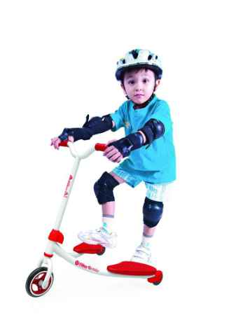 Купить Y-bike Fliker junior red