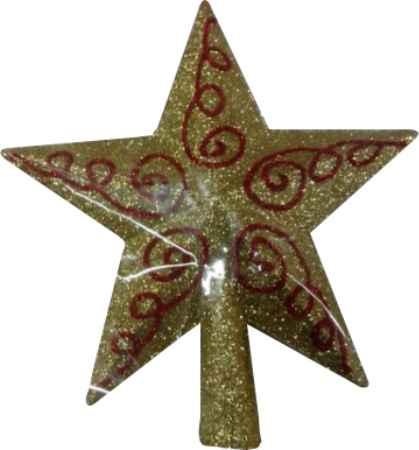 Купить Серпантин Звезда Узор DY-516